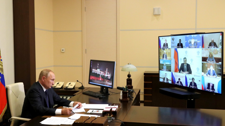 Путин раскритиковал работу БСК: «Где деньги? Известно где — в офшорах»