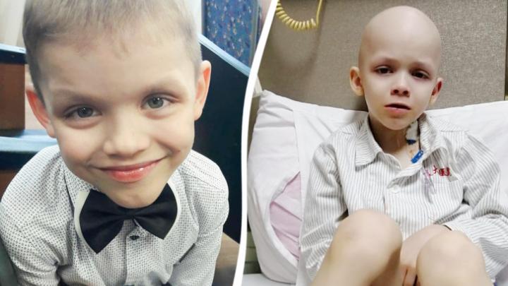 Владимир Познер призвал подписчиков спасти 8-летнего мальчика из Башкирии, который борется с раком