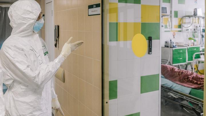 В Новосибирской области от коронавируса умерла ещё одна женщина