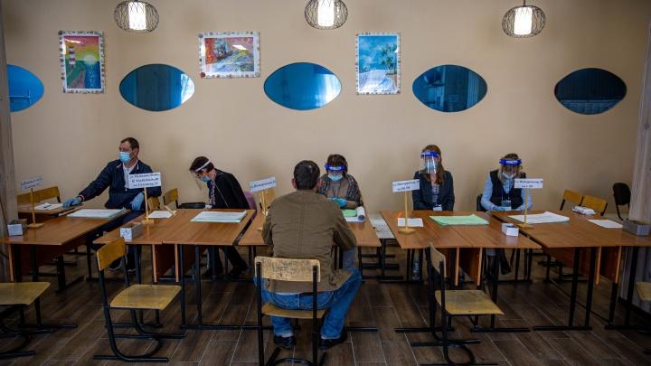 Полиция возбудила 19 административных дел из-за возможных нарушений на выборах в Новосибирске