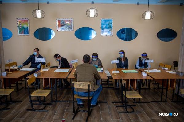 В избирательной комиссии мониторят всю информацию о возможных нарушениях на выборах