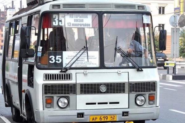Новокузнецкие перевозчики все еще продолжают протестовать против транспортной реформы