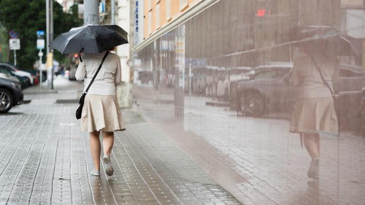 А что, уже осень? Какая погода ждет Ростов на этой неделе