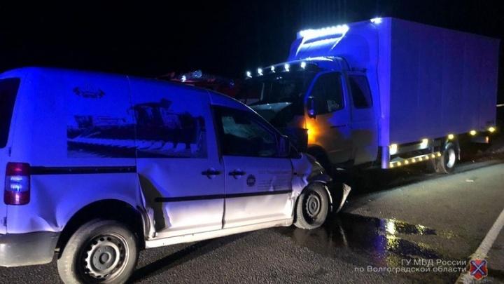«У виновника не было прав»: в ДТП на трассе Москва — Волгоград погиб человек