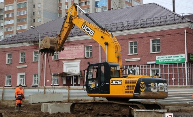В Уфе перекроют самый оживленный участок улицы Комсомольской до 25 мая