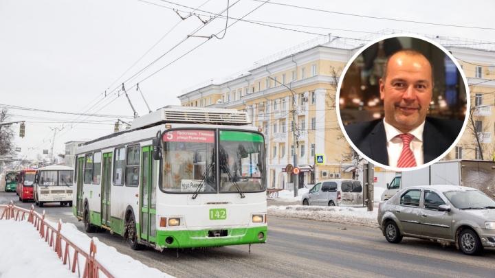 Депутат Государственной думы вступился за 8-й троллейбус в Ярославле: шесть доводов
