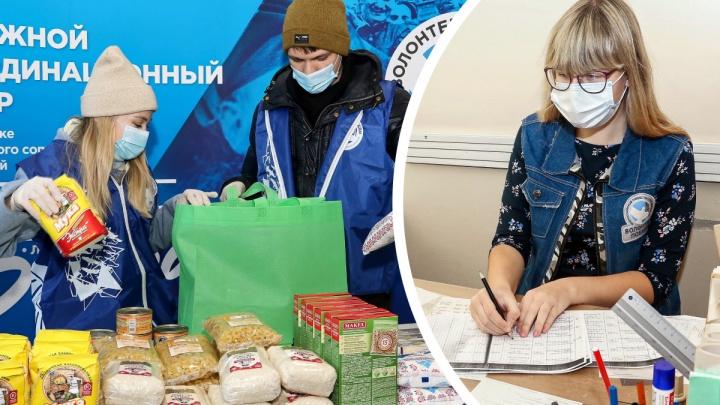 Как работают нижегородские волонтеры в период пандемии COVID-19. Репортаж NN.RU