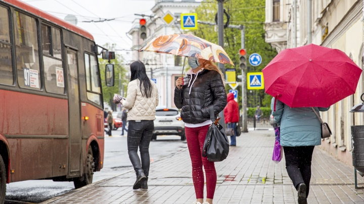 Лето откладывается: синоптики предупредили о резком похолодании в Центральной России