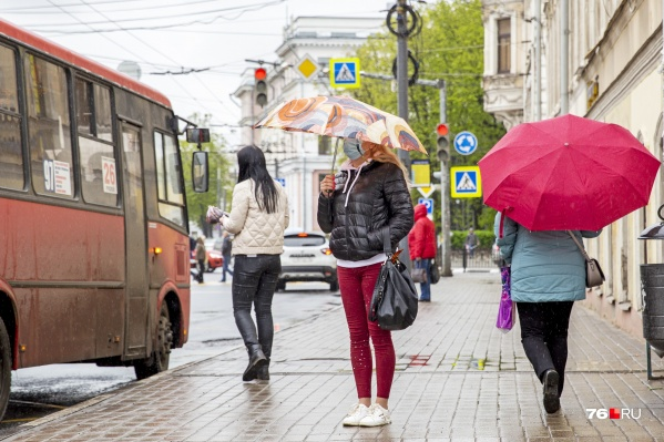 Климатическое лето в Ярославле не наступит вместе с календарным