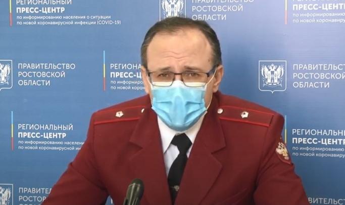 Три цитаты: главный санврач Ростовской области — о второй волне, приезжих и «отпускном» коронавирусе