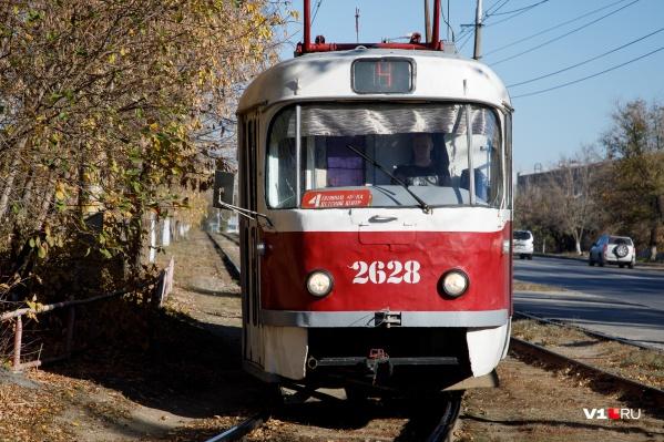 Трамвай и троллейбус выйдут на линию с сегодняшнего дня