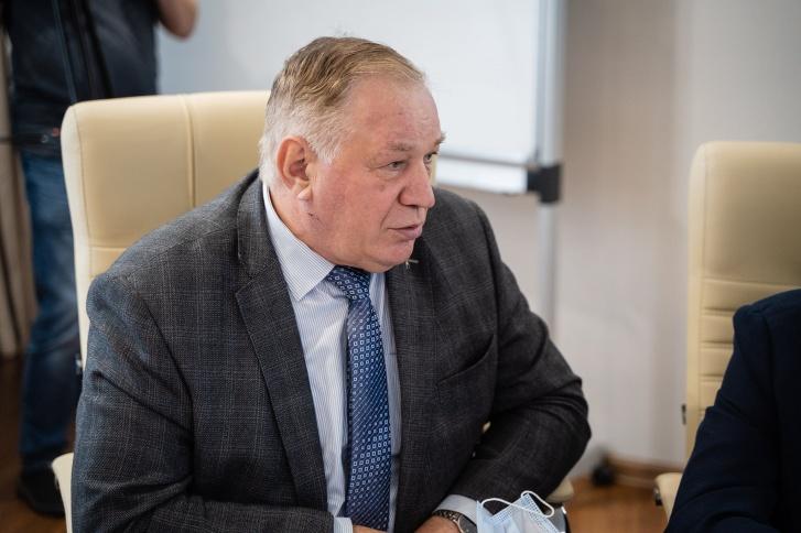 Виктор Волончунас уже 30 лет находится во власти