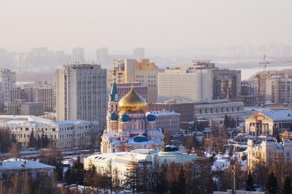 Вполне возможно, Омск уже весной станет «Городом трудовой доблести»