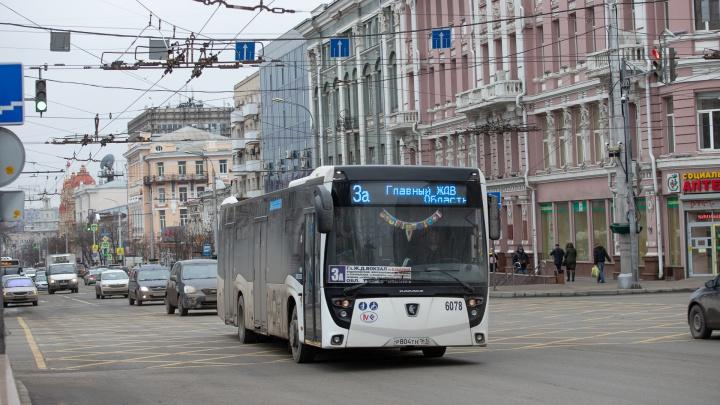 Итоги конкурса на разработку проекта развития транспорта в Ростове признали нечестными