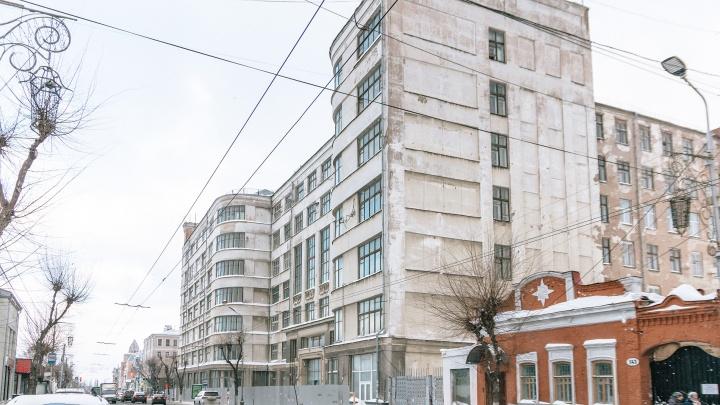 Самарскую область грозят лишить Дома промышленности из-за долгов «Крыльев Советов»
