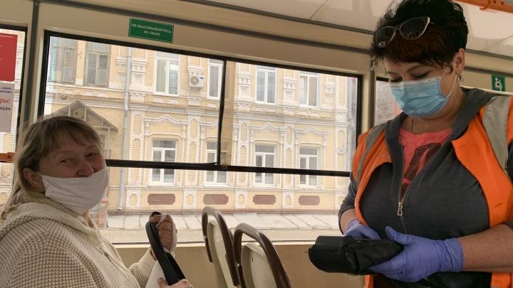 Мэрия Самары: кондукторов без масок будут привлекать к дисциплинарной ответственности