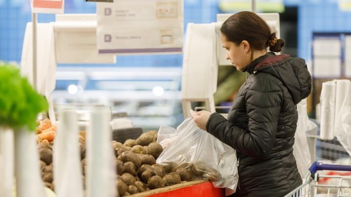 Крупы и овощи: в Волгоградской области продолжают расти цены