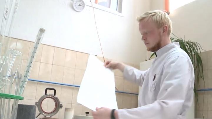 В САФУ разрабатывают материал для создания биоразлагаемых защитных масок