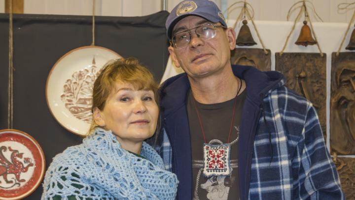 «Делаем это для радости»: как семья из Савинского превратила гончарное искусство в образ жизни