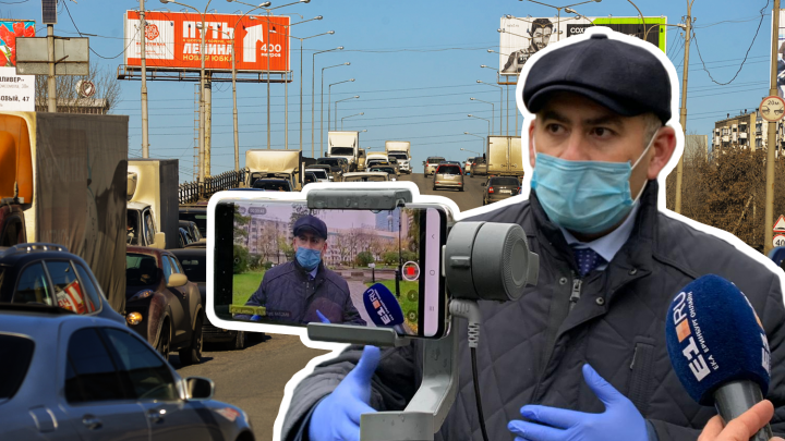 Садиков и школ не ждать, а дорогу на Компрессорный сделают: глава Октябрьского района ответил жителям