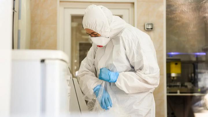 В Дзержинске первичный тест на коронавирус показал наличие заболевания у 10 человек