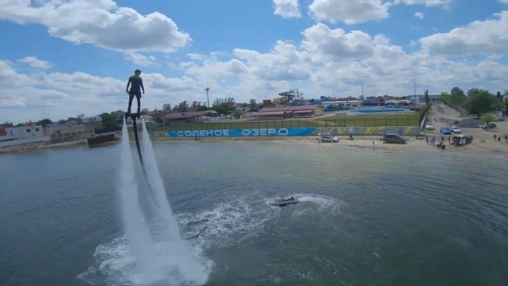 Платный вход на Соленое озеро проверят: в Минприроды заявили, что нельзя закрывать доступ к воде