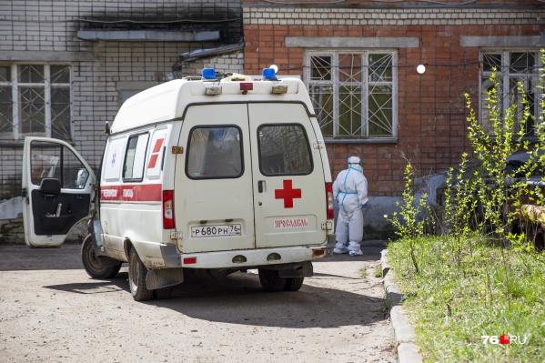 Наибольших рост заболевших в Ярославле