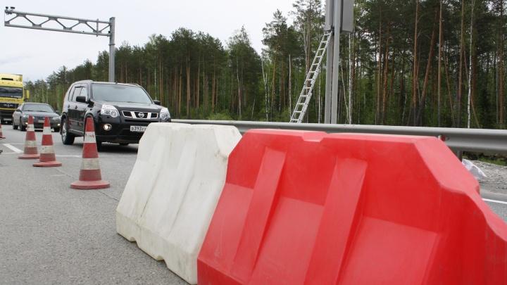 Как не влипнуть в пробки на выезде из Екатеринбурга: карта дорожных ремонтов — 2020