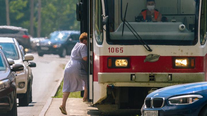 К «Самара Арене» снова пустят трамваи: список маршрутов