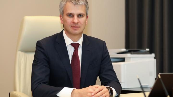 Генеральный директор ООО«РИТЭК» поздравил всех волгоградцев с наступающим 2021 годом