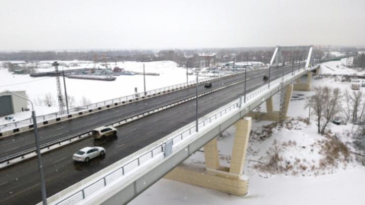 Проверено на себе: сколько ехать до Кряжа и «АМБАРА» по новому Фрунзенскому мосту
