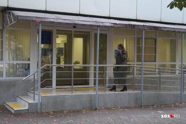 Обыски прошли не только в самом управлении, но и дома у экс-главы горздрава Левицкой