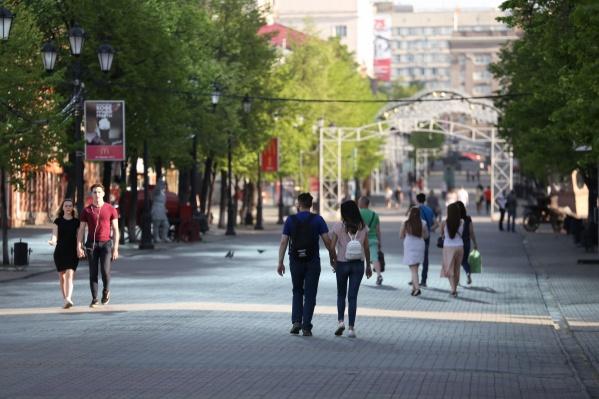 Гулять южноуральцам пока не разрешили, но многие челябинцы нарушают этот запрет