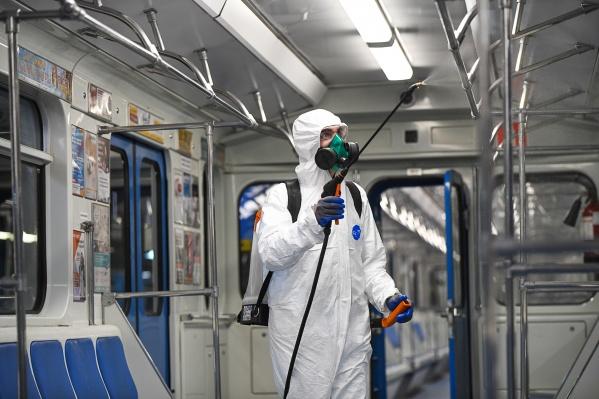 29 апреля в Свердловской области диагноз «коронавирус» подтвердился еще у 90 человек