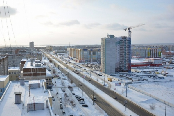 В начале года губернатор Вадим Шумков сообщал о масштабных планах застройки Заозёрного