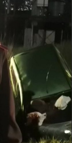Кадр из видео ГИБДД