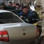 Полицейских зажало в автомобиле, попавшем в ДТП в Уфе: видео спасательной операции