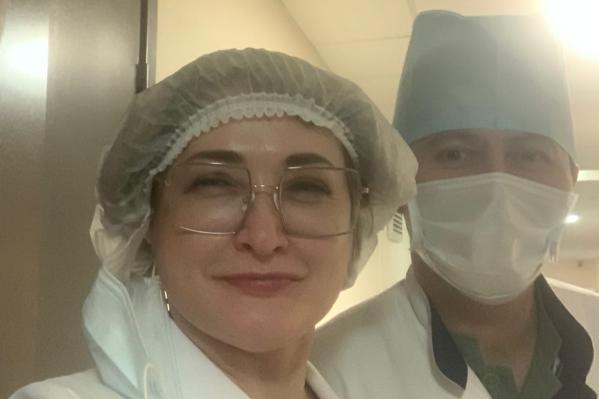 Эльза Сыртланова теперь станет главврачом другой клиники