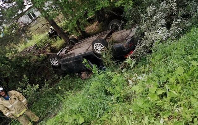 В ДТП с перевернутой машиной погиб 29-летний вахтовик из Вагайского района