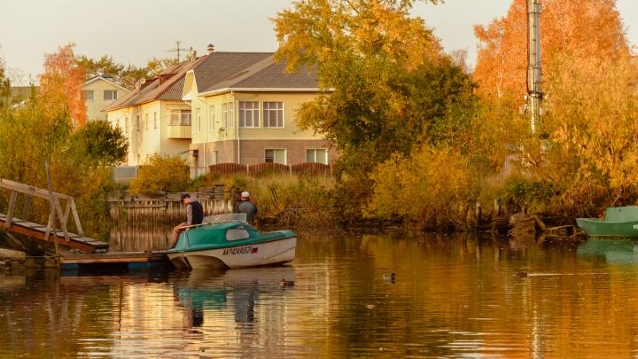 В Поморье закрывается навигация для лодок и катеров: расписание для всех — в одной картинке