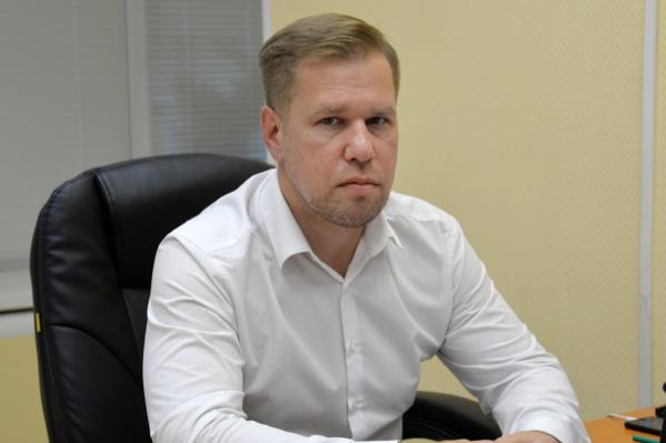 Жученко с сегодняшнего дня приступил к своим обязанностям главного архитектора Кургана