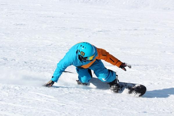 В активити-парке будут трассы для горных лыж и сноуборда