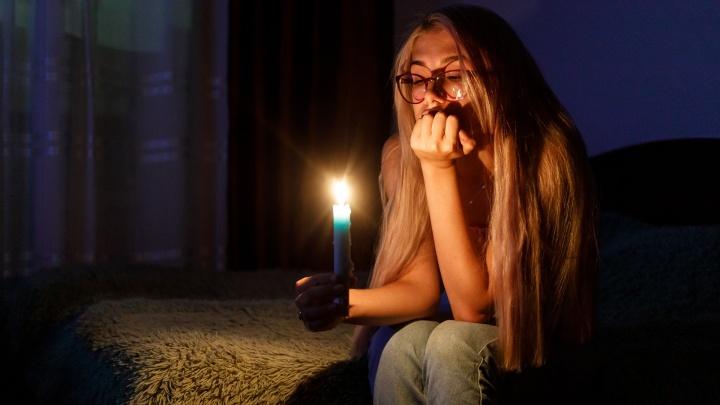 Четыре района Волгограда 2 октября оставят без света