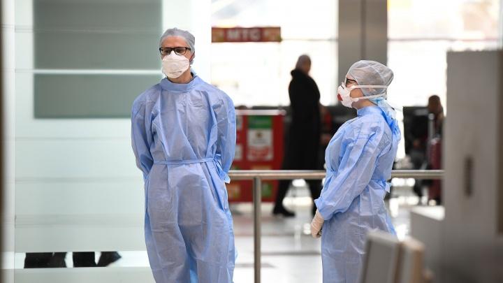 В Прикамье 906 человек находятся под наблюдением из-за подозрений на коронавирус
