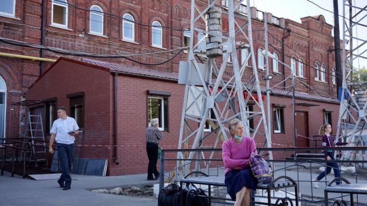 Варламов раскритиковал донские власти из-за здания старого вокзала в Таганроге