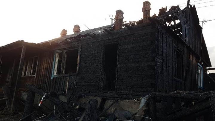 Они не могли спастись: подробности пожара в Нижнем Тагиле, во время которого погибли три человека