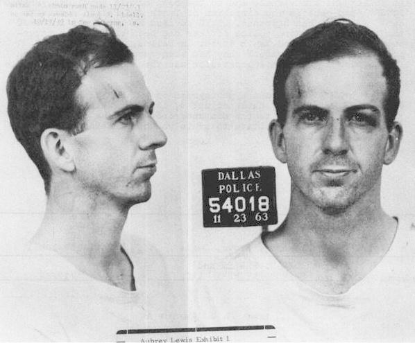 Предполагаемый убийца Кеннеди Ли Харви Освальд заявлял, что ни в кого не стрелял