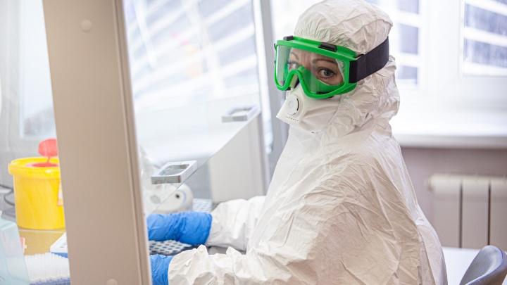 В Зауралье подтвердили два новых случая заболевания коронавирусом