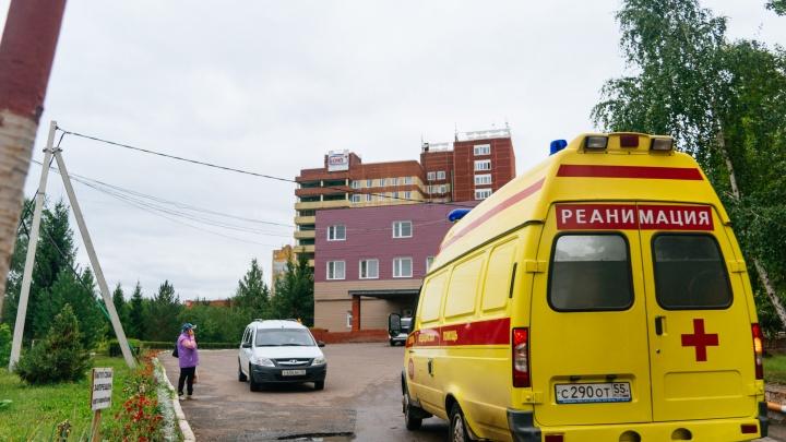 В Омск по просьбе близких Навального приедут московские врачи