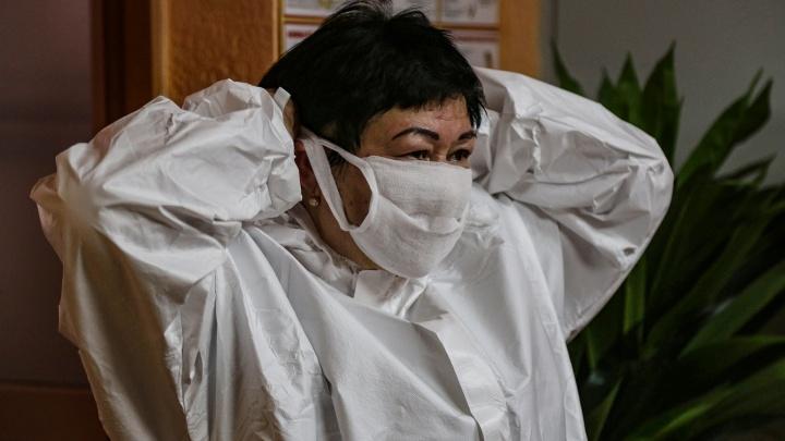 В минздраве Башкирии рассказали, как врачи лечат пациентов с коронавирусом
